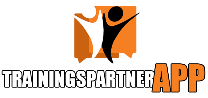 Das Logo der TrainingspartnerApp